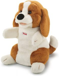 Peluche de Beagle de Trudi de 25 cm - Los mejores peluches de beagles - Peluches de perros