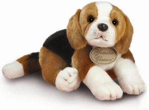 Peluche de Beagle de Yomiko de 43 cm - Los mejores peluches de beagles - Peluches de perros