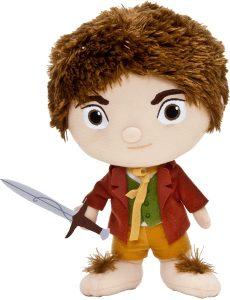 Peluche de Bilbo Bolsón de 22 cm - Los mejores peluches del Señor de los Anillos - Peluches de personajes de ESDLA