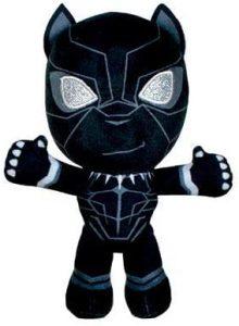 Peluche de Black Panther de 20 cm - Los mejores peluches de Black Panther - Peluches de superhéroes de Marvel