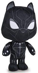 Peluche de Black Panther de 21 cm - Los mejores peluches de Black Panther - Peluches de superhéroes de Marvel