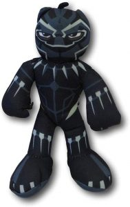 Peluche de Black Panther de 23 cm - Los mejores peluches de Black Panther - Peluches de superhéroes de Marvel