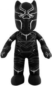 Peluche de Black Panther de 25 cm - Los mejores peluches de Black Panther - Peluches de superhéroes de Marvel