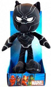 Peluche de Black Panther de 30 cm - Los mejores peluches de Black Panther - Peluches de superhéroes de Marvel
