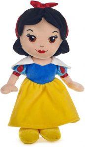 Peluche de Blancanieves y los 7 enanitos de 25 cm - Los mejores peluches de Blancanieves - Peluches de Disney