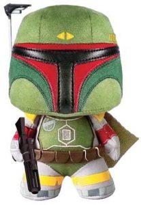Peluche de Boba Fett de 15 cm de FUNKO - Los mejores peluches de Boba Fett de Star Wars - Peluches de personajes de Star Wars