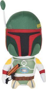 Peluche de Boba Fett de 22 cm - Los mejores peluches de Boba Fett de Star Wars - Peluches de personajes de Star Wars