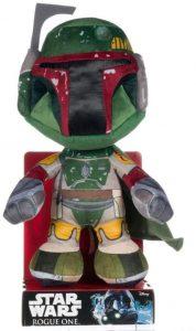 Peluche de Boba Fett de 30 Cm de Star Wars - Los mejores peluches de Boba Fett - Peluche de Star Wars