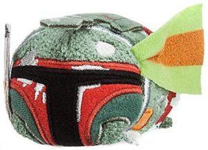 Peluche de Boba Fett de 7 cm - Los mejores peluches de Boba Fett de Star Wars - Peluches de personajes de Star Wars