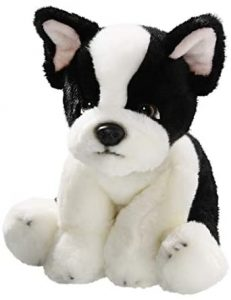 Peluche de Bulldog de Carl Dick de 24 cm - Los mejores peluches de bulldogs - Peluches de perros