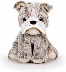 Peluche de Bulldog de Famosa de 22 cm - Los mejores peluches de bulldogs - Peluches de perros