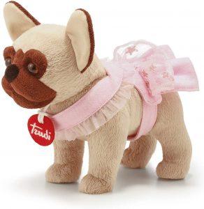 Peluche de Bulldog de Trudi de 18 cm - Los mejores peluches de bulldogs - Peluches de perros