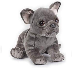Peluche de Bulldog de Venturelli de 26 cm - Los mejores peluches de bulldogs - Peluches de perros
