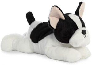 Peluche de Bulldog francés de Aurora de 30 cm - Los mejores peluches de bulldogs - Peluches de perros