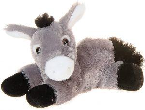 Peluche de Burro de Aurora de 20 cm - Los mejores peluches de burros - Peluches de animales
