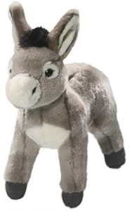 Peluche de Burro de Carl Dick de 23 cm - Los mejores peluches de burros - Peluches de animales