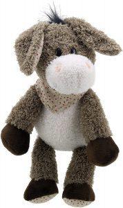 Peluche de Burro de Wilberry de 18 cm - Los mejores peluches de burros - Peluches de animales