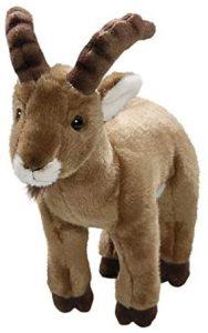 Peluche de Cabra Montes de Carl Dick de 25 cm - Los mejores peluches de cabras - Peluches de animales