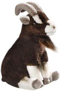 Peluche de Cabra de Carl Dick de 23 cm - Los mejores peluches de cabras - Peluches de animales