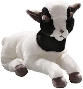 Peluche de Cabra de Carl Dick de 30 cm - Los mejores peluches de cabras - Peluches de animales