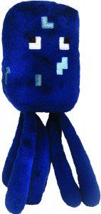 Peluche de Calamar de Minecraft de 18 cm - Los mejores peluches de calamares - Peluches de animales