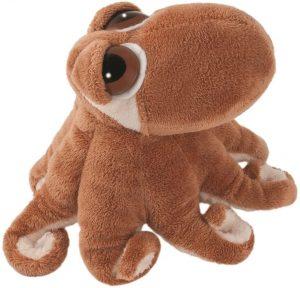 Peluche de Calamar gigante de The Russ Company de 13 cm - Los mejores peluches de calamares - Peluches de animales