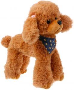Peluche de Caniche de Marnis de 25 cm - Los mejores peluches de caniches - Peluches de perros