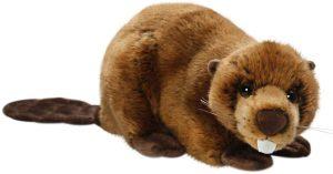 Peluche de Castor de Carl Dick de 40 cm - Los mejores peluches de castores - Peluches de animales