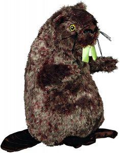 Peluche de Castor de Trixie de 27 cm - Los mejores peluches de castores - Peluches de animales