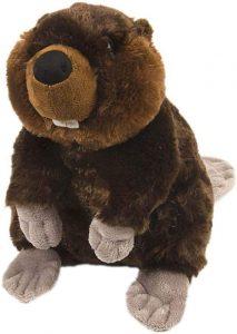 Peluche de Castor de Wild Republic de 30 cm - Los mejores peluches de castores - Peluches de animales