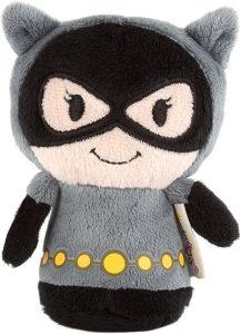 Peluche de Catwoman de 10 cm - Los mejores peluches de Catwoman - Peluches de superhéroes de DC