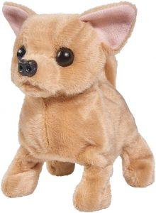 Peluche de Chihuahua de Chi Chi Love de 15 cm de Simba - Los mejores peluches de Chihuahuas - Peluches de perros