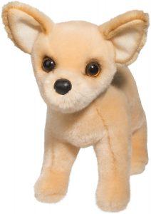 Peluche de Chihuahua de Cuddle Toys de 25 cm - Los mejores peluches de Chihuahuas - Peluches de perros