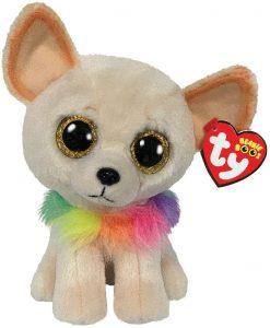 Peluche de Chihuahua de Ty de 15 cm - Los mejores peluches de Chihuahuas - Peluches de perros