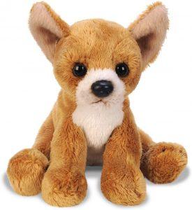 Peluche de Chihuahua de Yomiko de 13 cm - Los mejores peluches de Chihuahuas - Peluches de perros