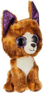 Peluche de Chihuahua marrón de Ty de 15 cm - Los mejores peluches de Chihuahuas - Peluches de perros