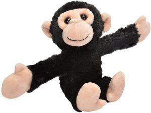 Peluche de Chimpancé con cría de Wild Republic de 20 cm 2 - Los mejores peluches de chimpances - Peluches de animales