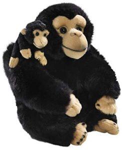 Peluche de Chimpancé de Carl Dick de 28 cm - Los mejores peluches de chimpances - Peluches de animales