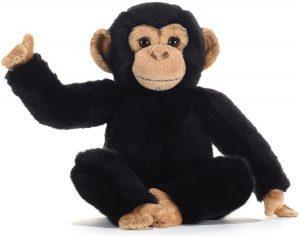 Peluche de Chimpancé de Plush and Company de 30 cm - Los mejores peluches de chimpances - Peluches de animales