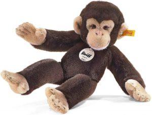 Peluche de Chimpancé de Steiff de 35 cm - Los mejores peluches de chimpances - Peluches de animales