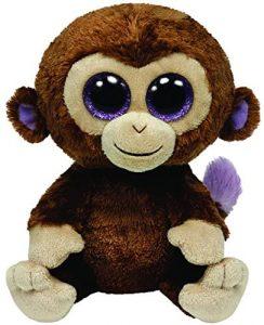 Peluche de Chimpancé de Ty de 15 cm - Los mejores peluches de chimpances - Peluches de animales