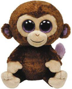 Peluche de Chimpancé de Ty de 23 cm - Los mejores peluches de chimpances - Peluches de animales