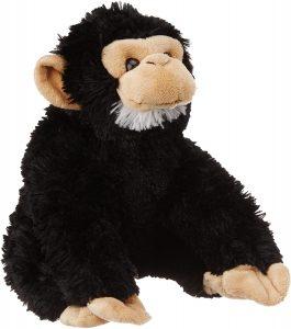 Peluche de Chimpancé de Wild Republic de 30 cm 2 - Los mejores peluches de chimpances - Peluches de animales