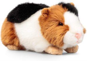 Peluche de Cobaya de Tobar de 20 cm - Los mejores peluches de cobayas - Peluches de animales