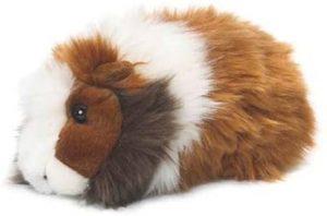 Peluche de Cobaya de WWF de 19 cm - Los mejores peluches de cobayas - Peluches de animales