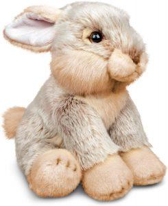 Peluche de Conejo de Tobar de 27 cm - Los mejores peluches de conejos - Peluches de animales