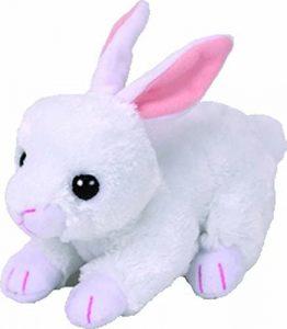 Peluche de Conejo de Ty Babies de 15 cm - Los mejores peluches de conejos - Peluches de animales