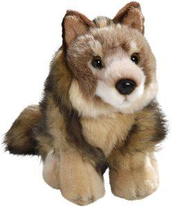 Peluche de Coyote de Carl Dick de 20 cm - Los mejores peluches de Coyotes - Peluches de animales