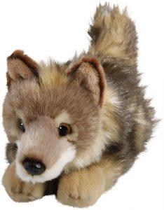 Peluche de Coyote de Carl Dick de 22 cm - Los mejores peluches de Coyotes - Peluches de animales