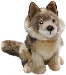 Peluche de Coyote de Carl Dick de 25 cm - Los mejores peluches de Coyotes - Peluches de animales